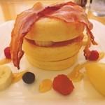 36832561 - リコッタチーズパンケーキ