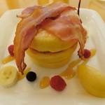 36832565 - リコッタチーズパンケーキ