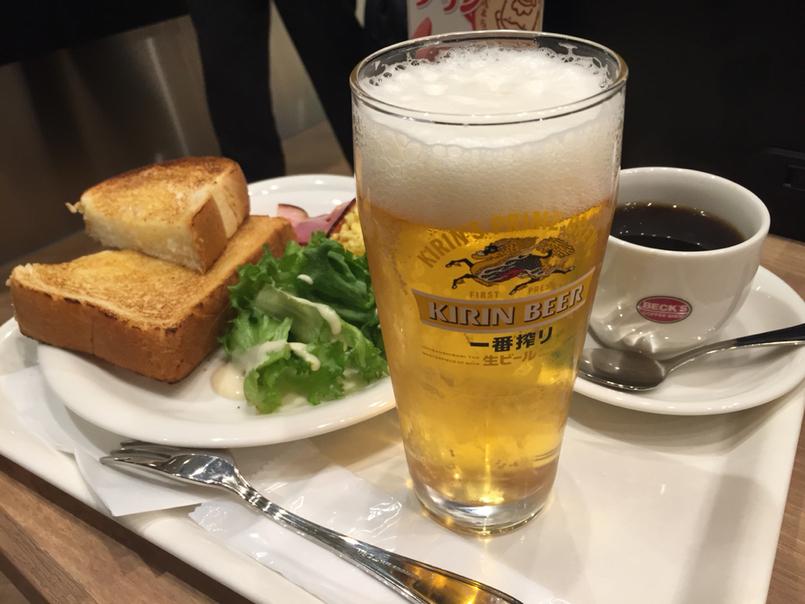ベックス コーヒー ショップ 高崎新幹線店