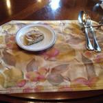 イタリアンレストラン レプレ - 鹿肉のリエット