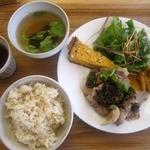 ハンバーグカフェVeggy - 菜ランチ