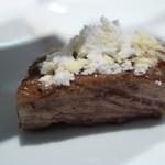 リストランテ ウミリア - ステーキは格別に美味しい