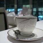 リストランテ ウミリア - コーヒーカップもお洒落