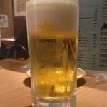 海 - 生ビール