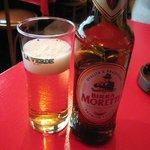 ラ・ベルデ - 休日は昼からビールです。
