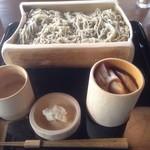 竹ばやし - 料理写真:つけ鴨・特盛り(1900円)
