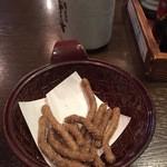 そじ坊 - 蕎麦かりんとう(2015/4)