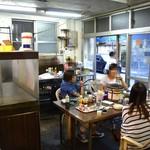 節子鮮魚店 - 店内