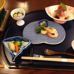上総一宮海浜保養所 - 料理写真:2015/3/☆  夜のコース