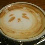 36845211 - パンダ もう一つはしょぼくれた幽霊顔…そのセンス(技術?)はわりと好き(笑)。
