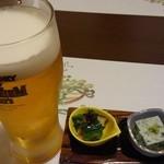 和み日本料理 魚と龍 - 料理写真:まずは生