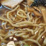 春木屋 - 自家製麺