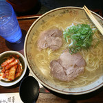 味華 - 塩ラーメン[大盛り]      ¥830 [税込]