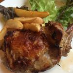 ぶなの森 - イタリアンチキン~皮がパリパリで美味しい