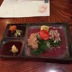 五郎八 - 料理写真:クエの肝と胃袋
