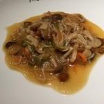 SHUTTERS - 野菜と茸のマリネ