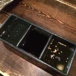 備長焼鳥 トサカ商會 - お造りのタレ