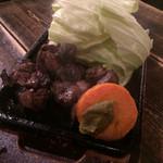 備長焼鳥 トサカ商會 - 親鶏の篭焼き