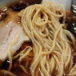 麺や田中 - たまりそば(650円)