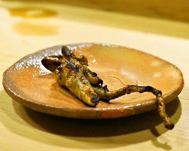 うを徳 - 2015.4 天草天然鰻肝焼き