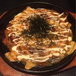 餃子屋本舗 - 海鮮餃子チヂミ
