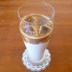 クロッチョカフェ - アイス・カフェラテ