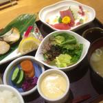 36857078 - 焼き魚定食