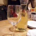 がブリチキン。 - ワイン