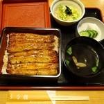 うな膳 - 料理写真:
