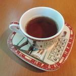 エジプシャンレストラン&カフェ スフィンクス - ランチのミントティー