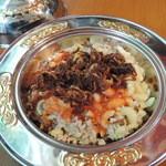 エジプシャンレストラン&カフェ スフィンクス - コシャリ