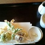 36859754 - 天ぷら、おおいしうございました