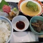 よしむら - 土曜日スペシャルランチ1100円