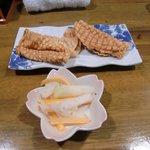 韓店 - 料理写真:センシンポー韓国からのお土産