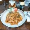 混智恵流都 - 料理写真:ナポリタン