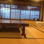 和さび - テーブル