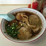 四馬路 - チャーシュー麺 700円 柔らかくて良い^ ^