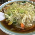 天津 - 広東麺