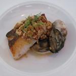 36864079 - 本日のお魚料理のアップ