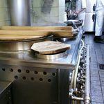 スパゲティ・ヴォーノ・ヴォーノ - キレイな厨房