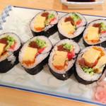 錦寿司 - 太巻き