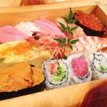 錦寿司 - 特上寿司