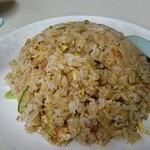 食道楽 - 料理写真:炒飯小490円
