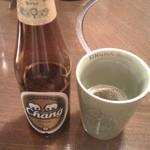 36869729 - チャーンビール。^q^