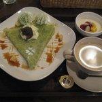 コイケヤ - 抹茶クリームチーズ