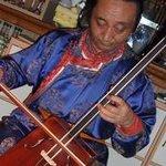 シリンゴル - 馬頭琴の生演奏