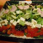 3687380 - 彩り綺麗なサラダ