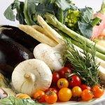 トラットリア アルテフィーチェ 銀座 - 全国各地より厳選された食材