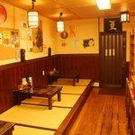 松龍軒 - 座敷とカウンターでごゆっくり