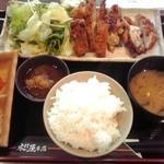 36870468 - チキンカツ定食 800円(税込)(2015年4月9日撮影)